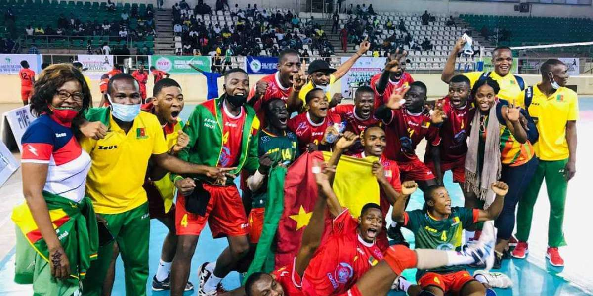 Cameroon beat Morocco in straight Sets of CAVB U19 Africa Volleyball Nations Championship