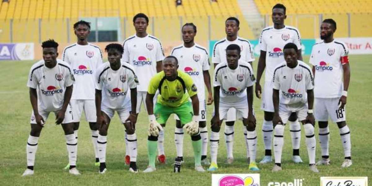 Inter Allies 3-0 Medeama SC – Nafiu Sulemana's Two Late Goals For Allies Tear The Yellow And Mauves Apart in Dawu