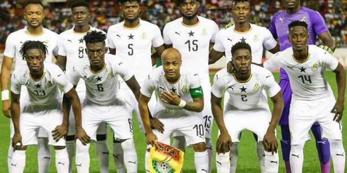 [ Ghana] FIFA WORLD CUP QUALIFIERS- Gate fees for Ghana- Zimbabwe game announced