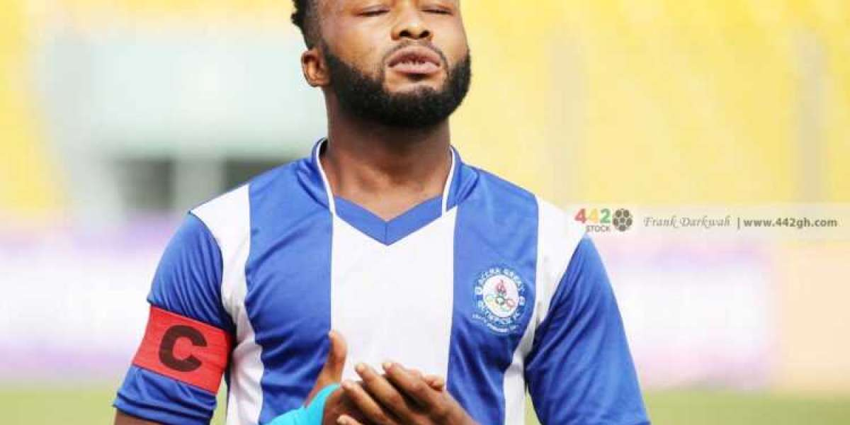 [Ghana] Great Olympics won't accept any further payment from Hearts – Olubori Commodore.